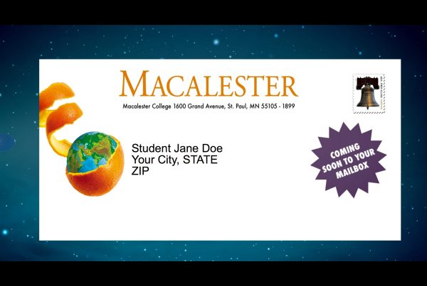 MacAlester College Personalized Video