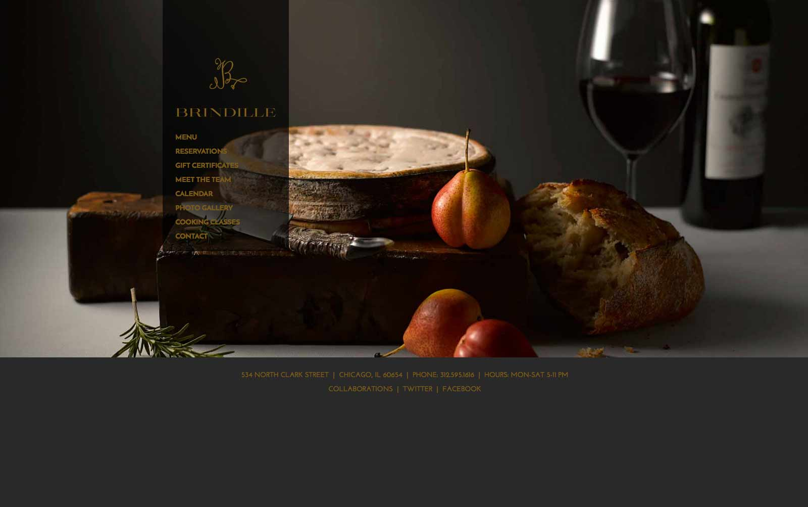 Brindille-chicago.com brindille - home