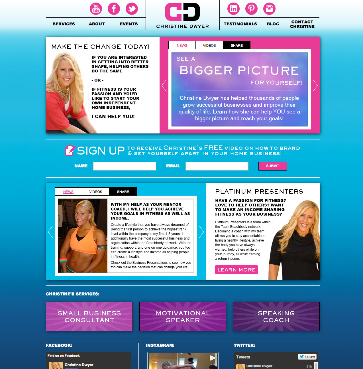 ChristineDwyer.com - top of page