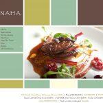 naha-chicago.com - Home page Desktop version